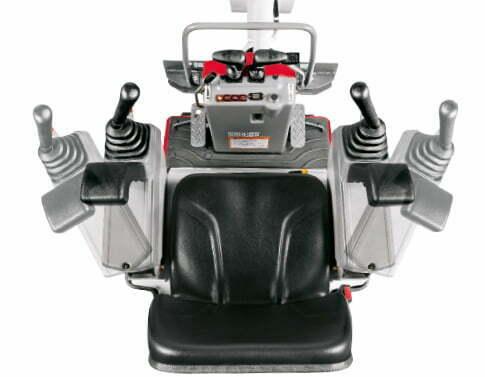TB 210 RH – Controls