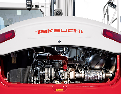 The TB 2150 – Servicing/maintenance