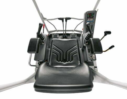 TB 215 R – Cab