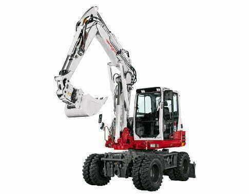 TB 295 W – Ausrüstung