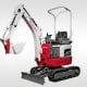 Mini Excavators – TB 210
