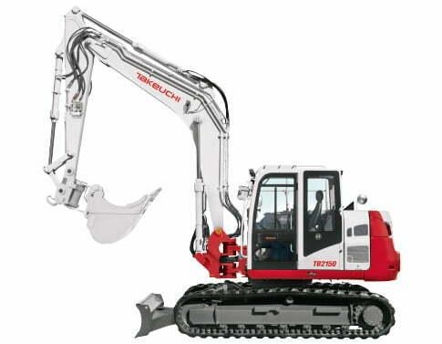 TB 2150 – Ausrüstung