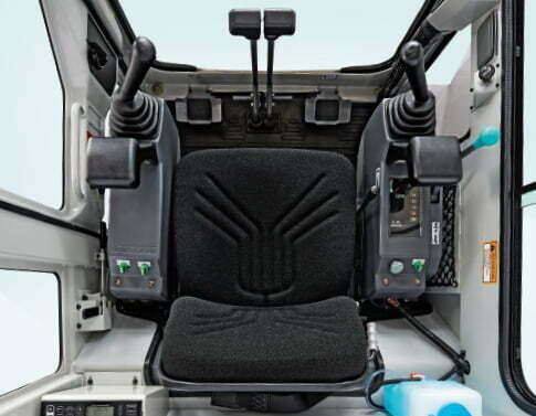 TB 219 – Cab