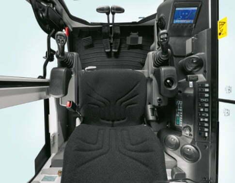 TB 240 – Cab
