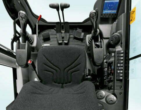 TB 260 – Cab