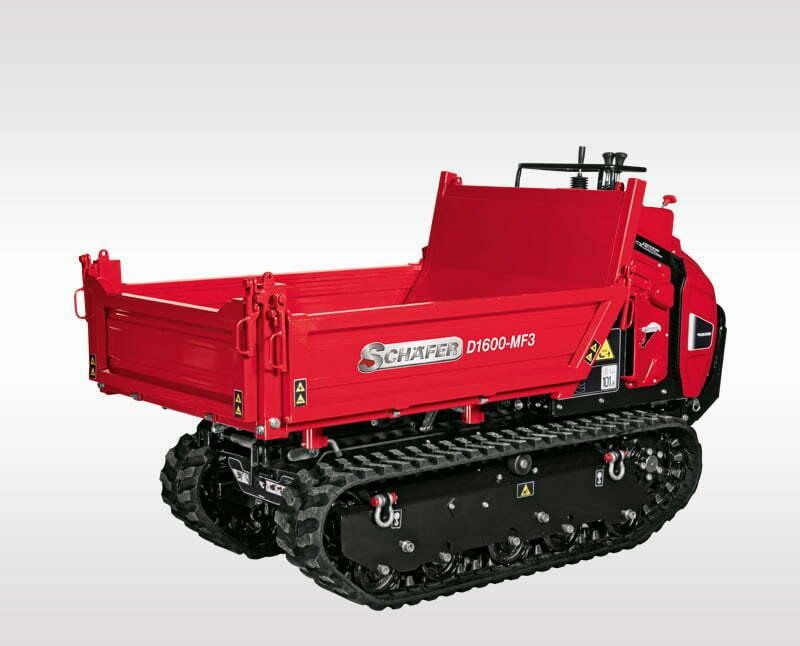 Kettendumper – D 1600 MF3