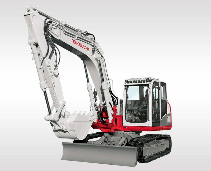 Kompaktbagger – TB 2150 C