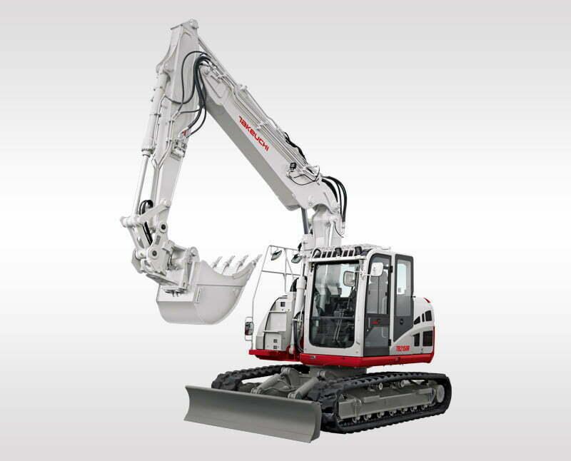 Crawler Excavators – TB 2150 R CM/R CV