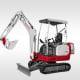 Hybrid Excavators – TB 216 SH