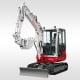 Hybrid Excavators – TB 235 H