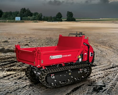 Mini Dumpers – D 1600-MF3