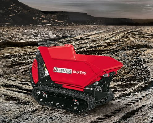 Mini Dumpers – DHK 600 D