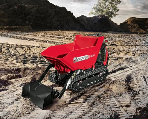 Mini Dumpers – DS 600 D