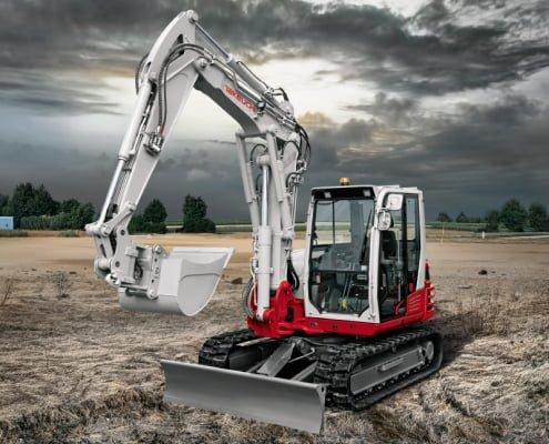 Compact excavators – TB 290-2