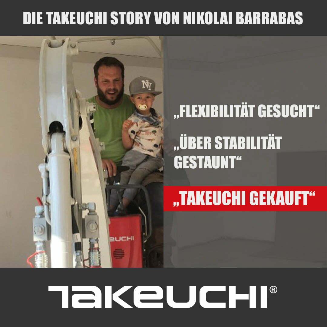 Takeuchi Story – Nikolai Barrabas