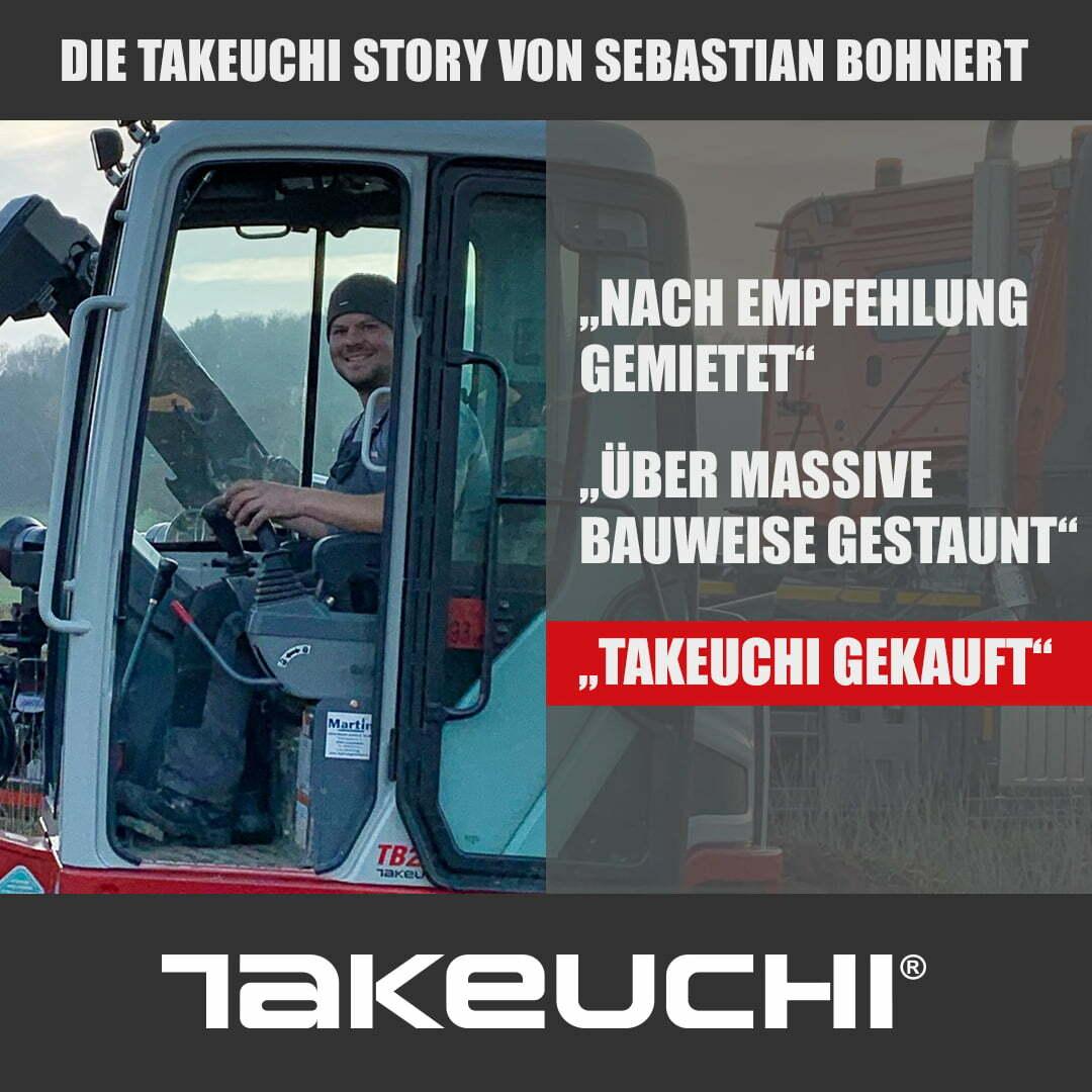 Takeuchi Story – Sebastian Bohnert