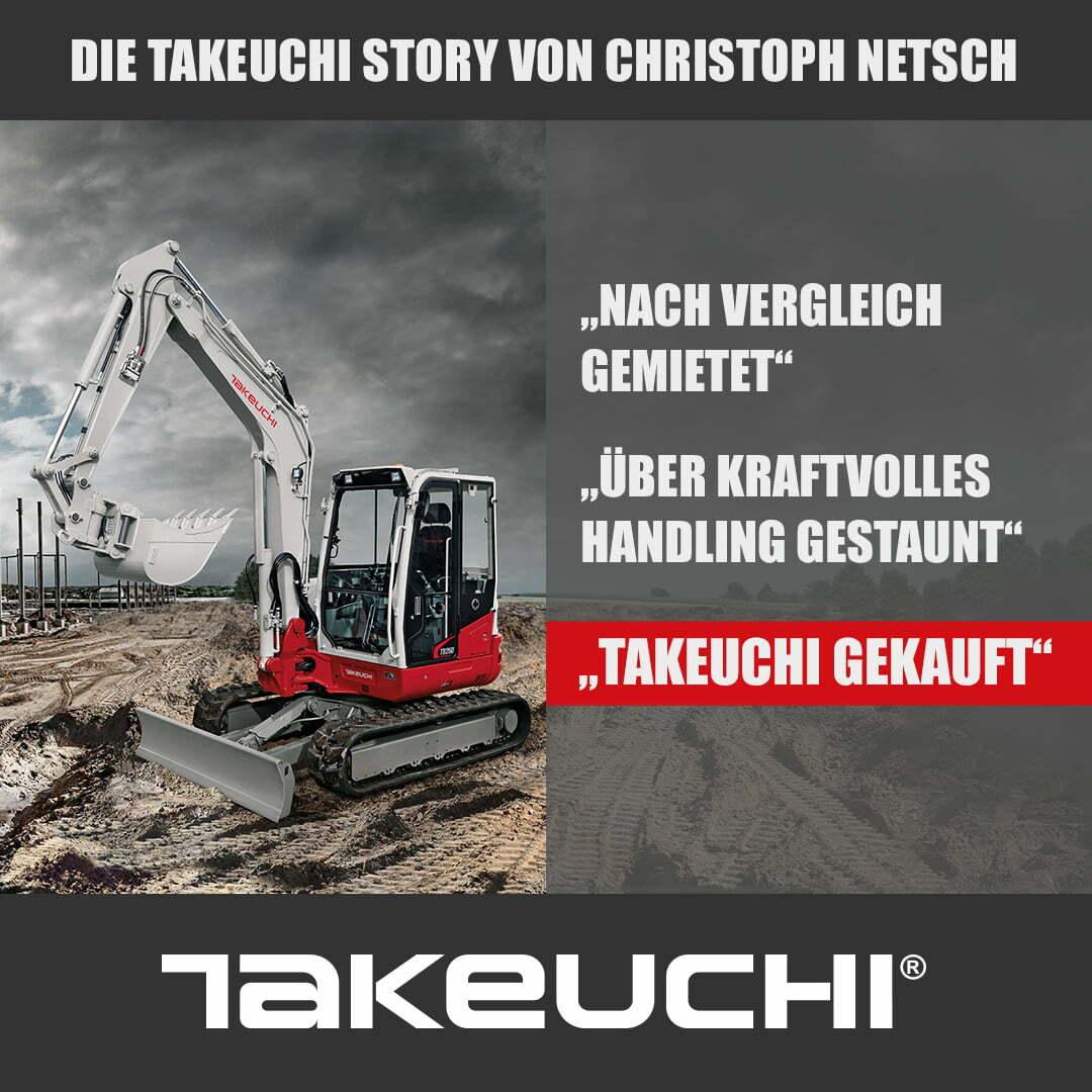 Takeuchi Story – Christoph Netsch