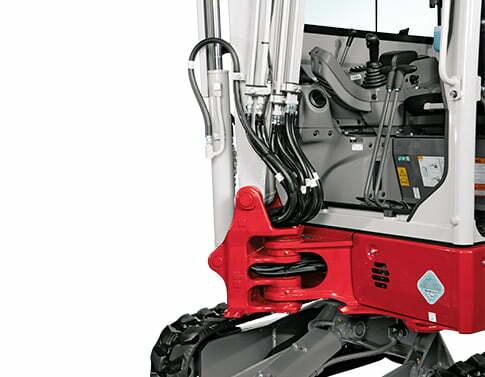 TB 325 R – Ausrüstung